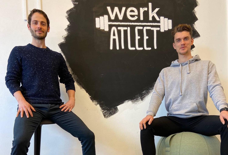 Kantoor in Beweging en Werk Atleet
